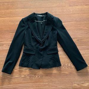 WHBM Black Blazer